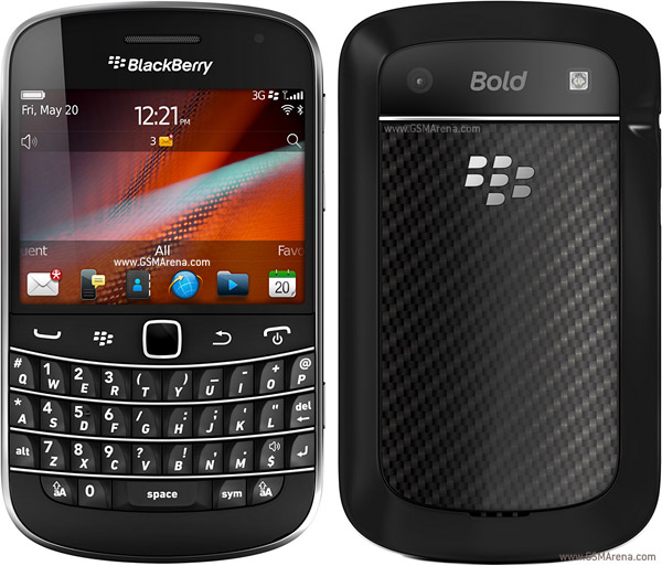 Blackberry Bold 9930 Touch