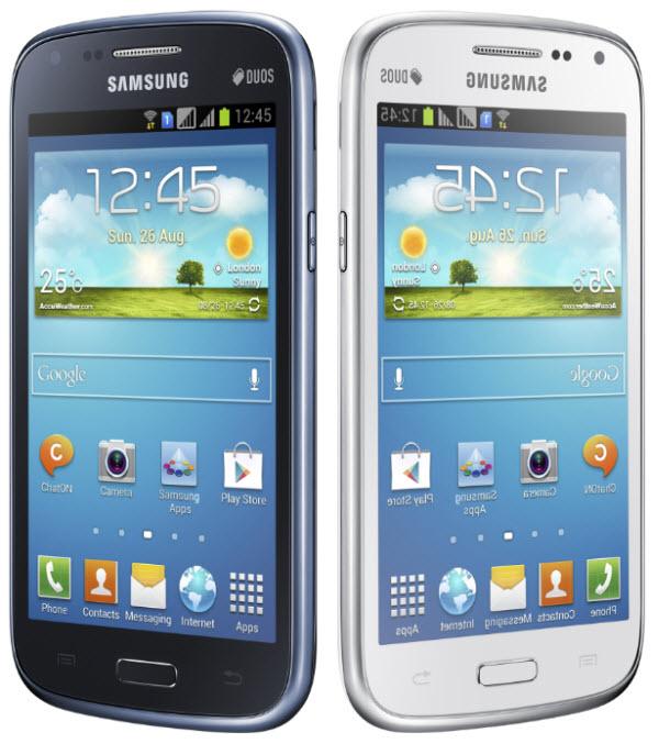 Galaxy Core Duos i8260 byn