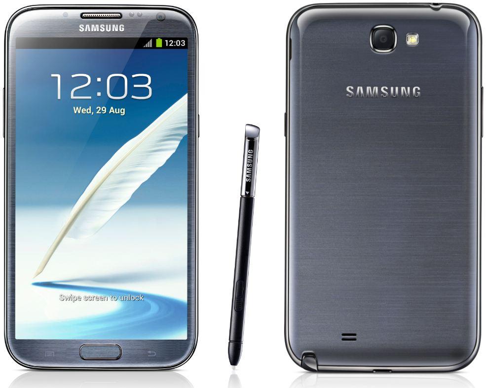 Galaxy Note 2 N7100 n